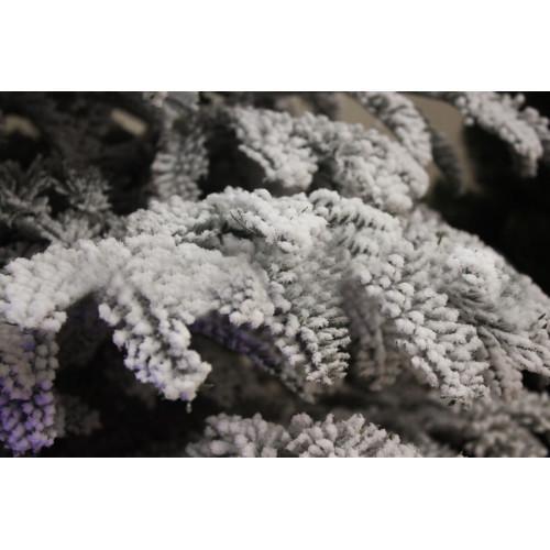 Искусственная ель премиум заснеженная «Альпийская» - 250 см