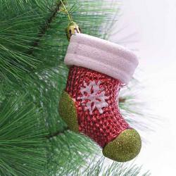 Новогоднее украшение на елку, 3 шт.