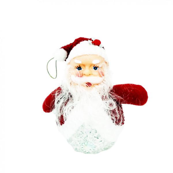 Дед Мороз с красной шапкой, 1 шт.